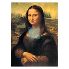 다빈치 명화그림 - 모나리자(캔버스화)