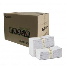 핸드타올 모나리자 고급형 5000매 10박스 직배송