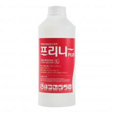 프리나 살균소독제 플러스 1L/식품용 리필/주정 알코올 75%