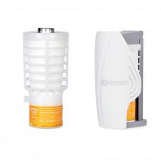 유한킴벌리 크리넥스 셀방향제 실내사무실 or 화장실 (셀 방향제  + 전용용기 )세트 상품
