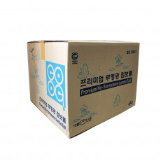 프리미엄  무형광 점보롤화장지 300M 2겹16롤/박스 300
